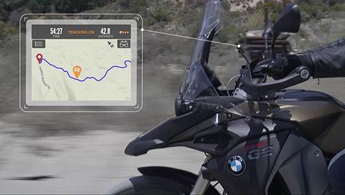 BMW i Rever creen una nova aplicació per motoristes