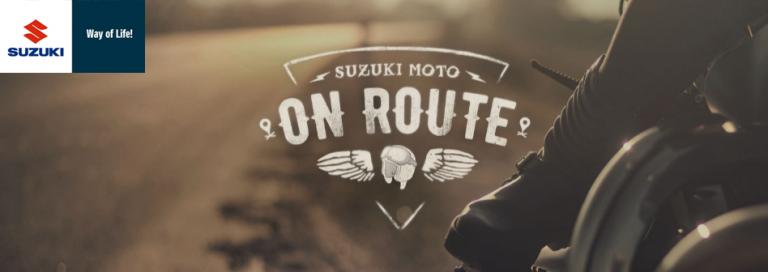 Suzuki on Route, nova app gratuïta de rutes