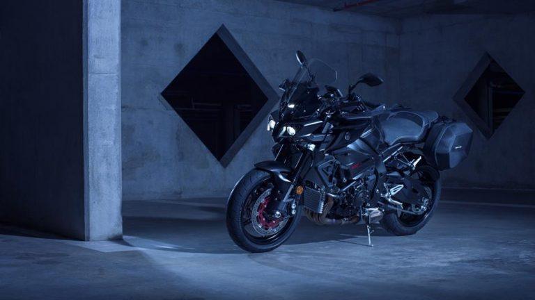 Nova Yamaha MT-10 Tourer: salvatge però rutera