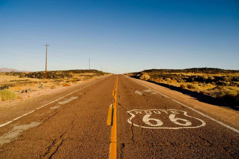 Route66 2017 Travel