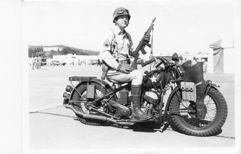 Indian Scout a la II GM