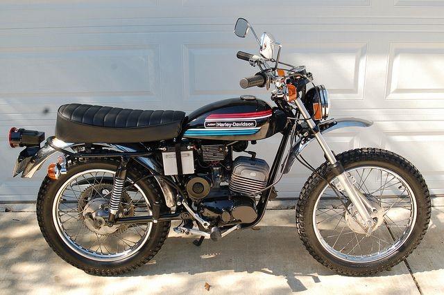 Harley-Davidson quan aquesta era propietat d'AMF