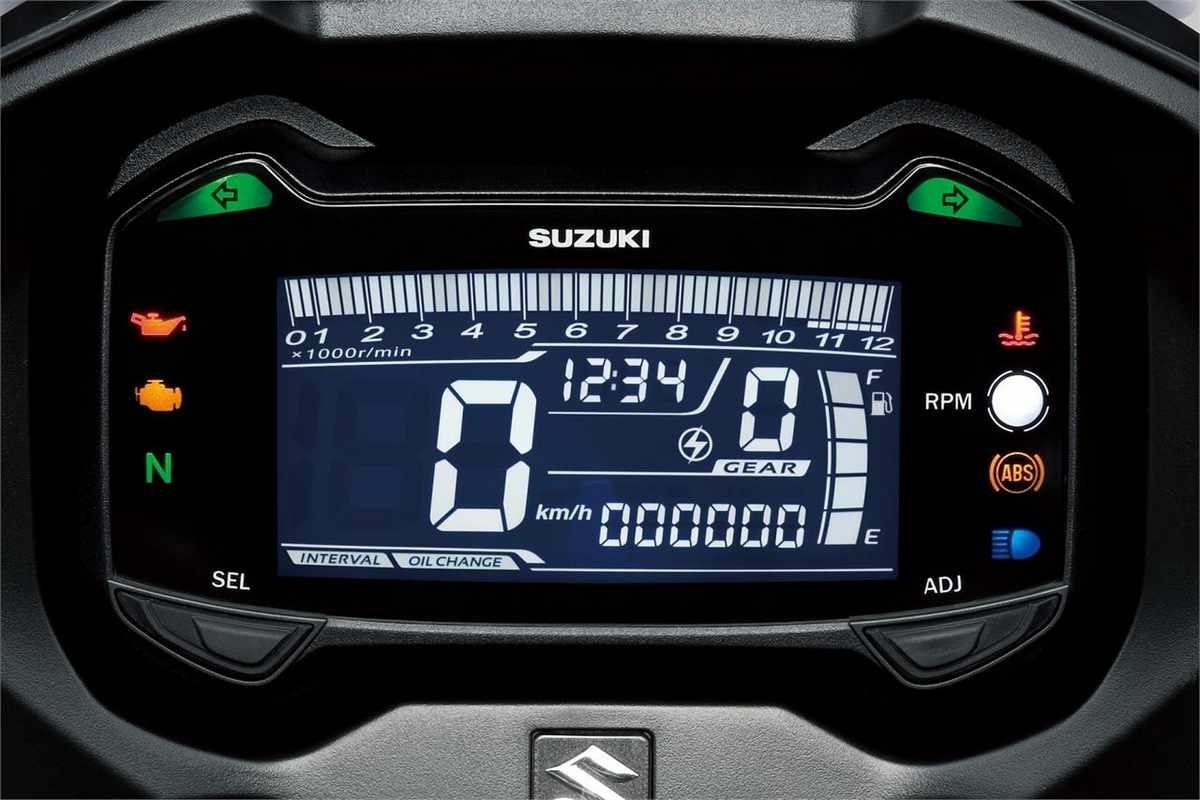 Pantalla LCD Suzuki GSX250R