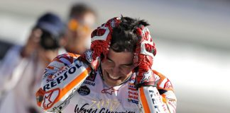 Marc Márquez Campió de MotoGP a Vallència