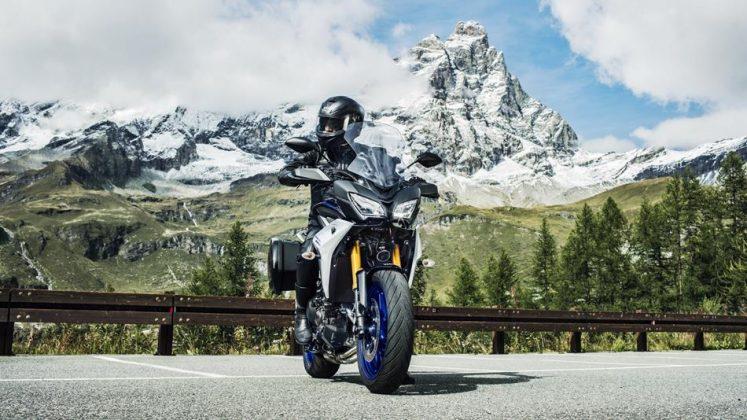 Yamaha 900 GT 2018 vista davantera