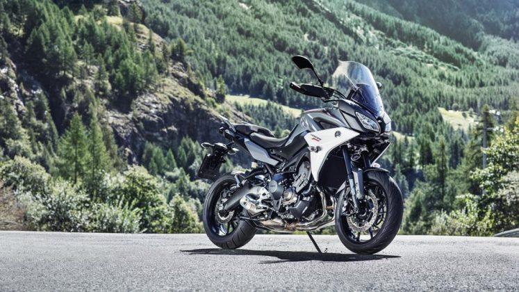 Yamaha Tracer 2018