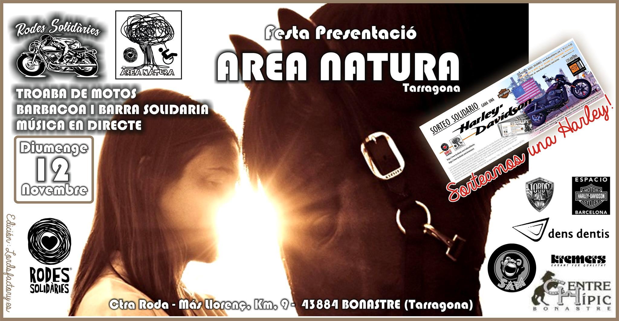 Matinal solidària de presentació d'Àrea Natura