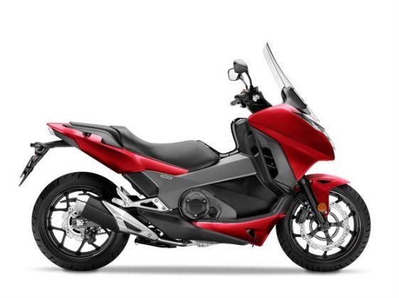 Honda Integra 2018