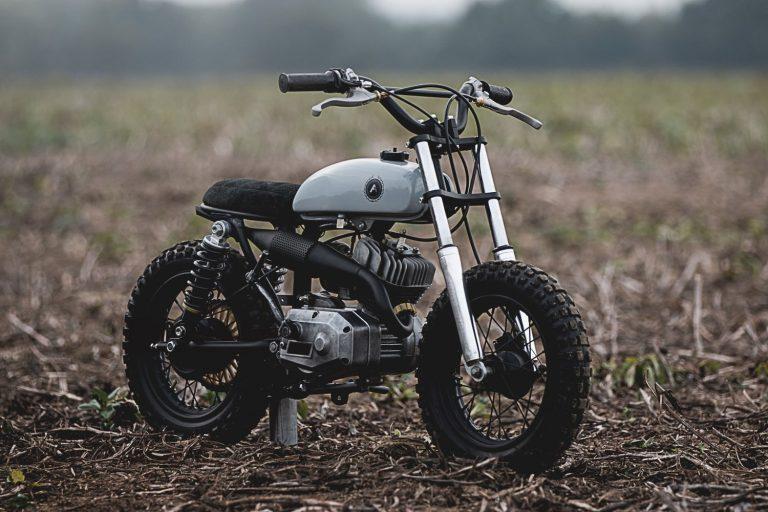 Auto Fabrica Type 0.1, una moto infantil amb molta personalitat