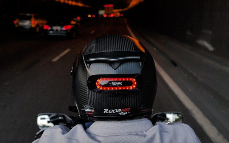 El Cosmo Connected! Un dispositiu per augmentar la seguretat del motorista