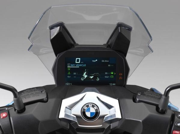 Pantalla TFT BMW C 400 X