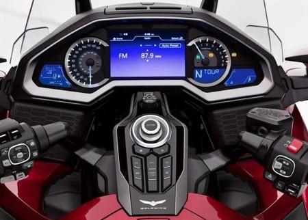 Quadre d'instrumentació Honda GL1800 Gold Wing