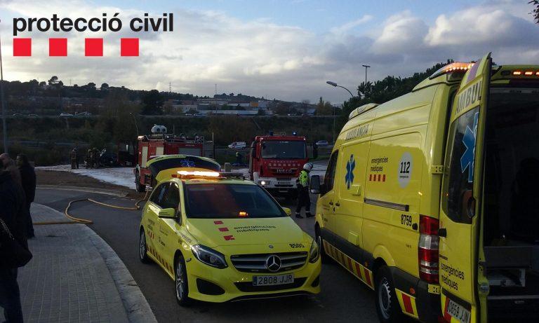 Un servei d'atenció psicològica 24 h per les víctimes d'accidents de trànsit
