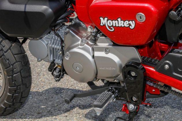 Monkey bike 2018