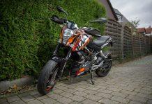 Les motos de 125cc