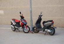 Motos de 49 cc