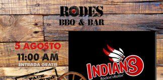 Rodes biker bar