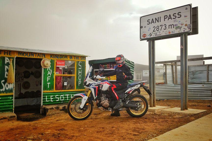 Adventure Roads 2019 Honda