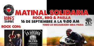Matinal Solidària Rodes Solidàries