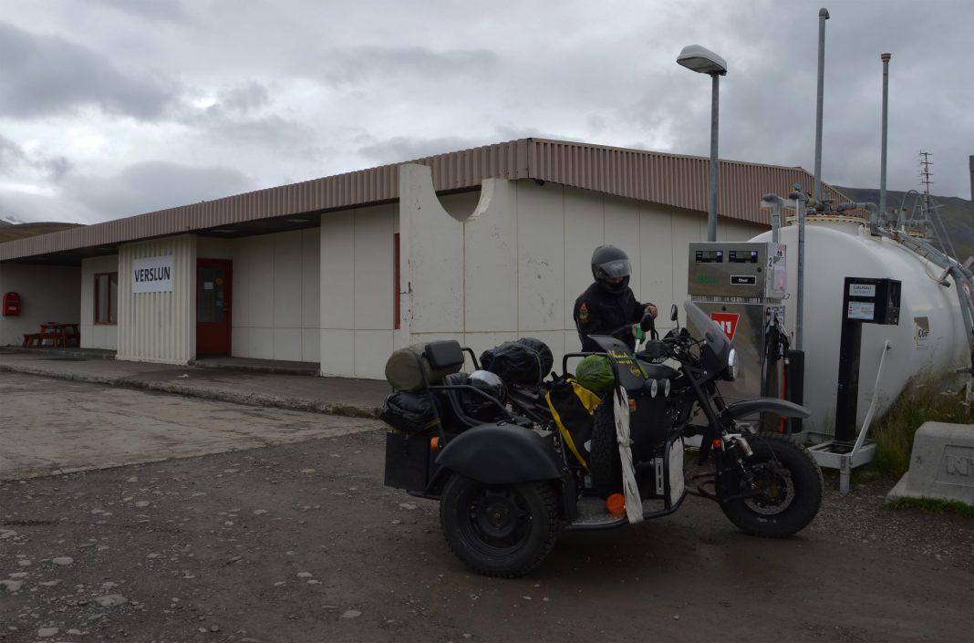 Viatge a Islàndia en moto 1