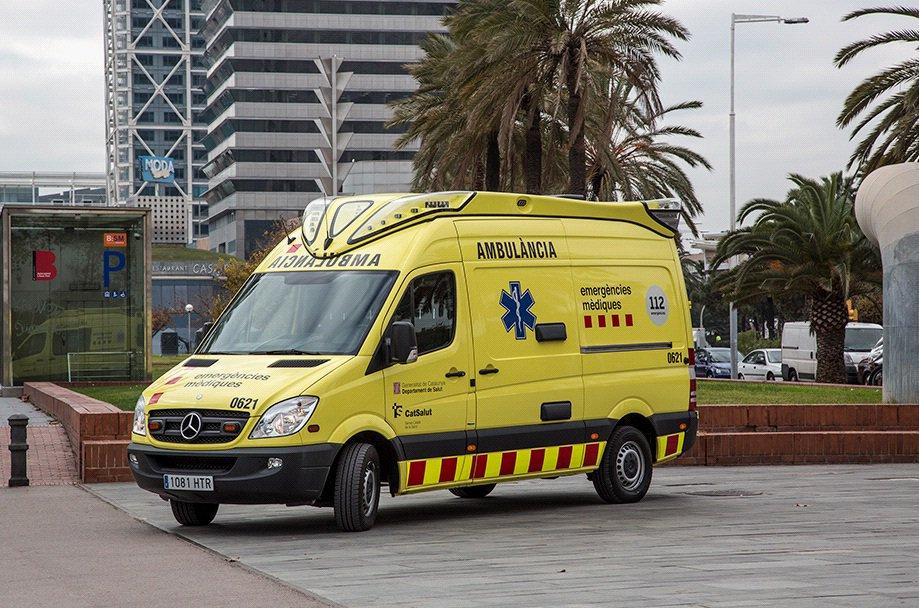 Servei d'emergències mèdiques
