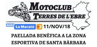 Paellada solidària Santa Bàrbera a favor de La Marató de TV3