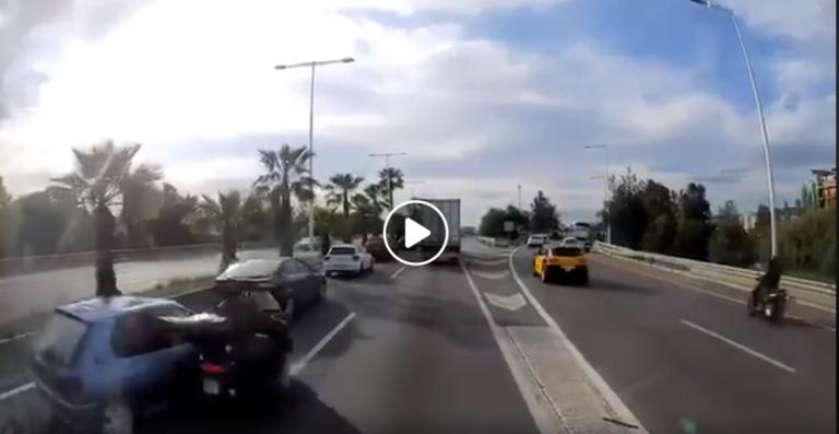 Anàlisi d'accident de moto durant un recorregut rutinari (VIDEO)