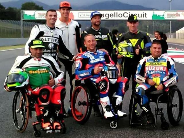 Handy – ESBK, la primera carrera de motociclisme paralímpic a Espanya