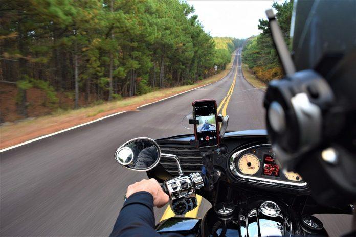 Desconfinament en moto