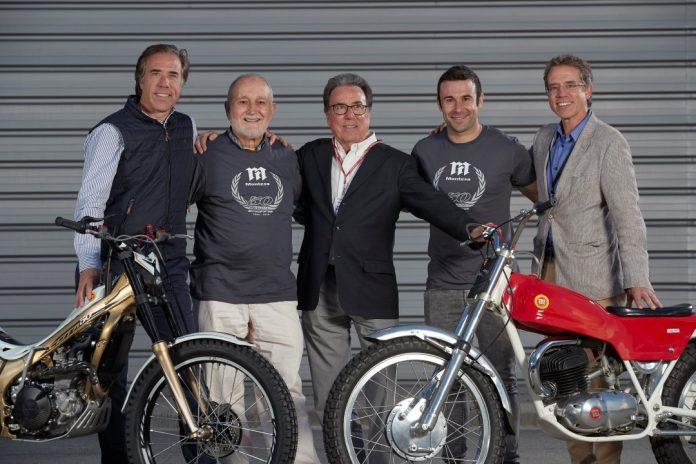 De dreta a esquerra: Jordi Cañellas, Pere Pi, Joan Cañellas, Toni Bou i Joan Cañellas Jr.