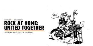 Concert de Harley Davidson