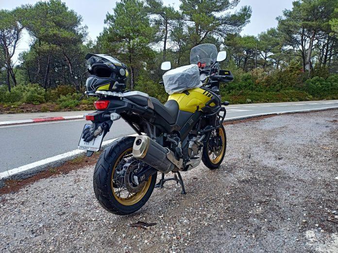 Suzuki Jordi TR63